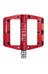 Sixpack Icon - Pédales - rouge